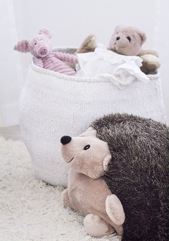 Coffee Table Diary: Mifuko Kiondo baskets are perfect for baby toys