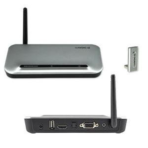 Warpia SWP130A Stream HD Mac Edition by Warpia. $189.78. StreamHD Mac Edition - PC to TV wireless streaming in 1080p by Warpia now supports Mac OS X! The StreamHD Mac Edition Wireless PC to TV Display Adapter with HDMI, VGA, & Stereo Audio allows users to watch and share any notebook or PC content (such as pictures, movies and presentations) and any Internet content on their HDTV, projector, or monitor without cable limitations and in up to stunning 1080p HD. Newly ...