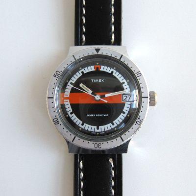 timexman.nl – Timex Marlin Calendar 1978. Een betaalbaar vintage horloge voor ...