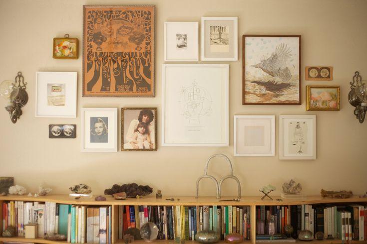 Lauren Spencer King — Artist, Studio & Apartment, Echo Park & Silverlake, Los Angeles