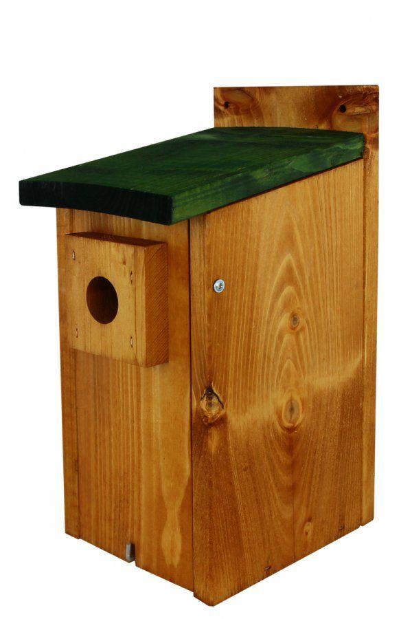 Budka lęgowa dla ptaków K-13 kolor domek cena 20 zł