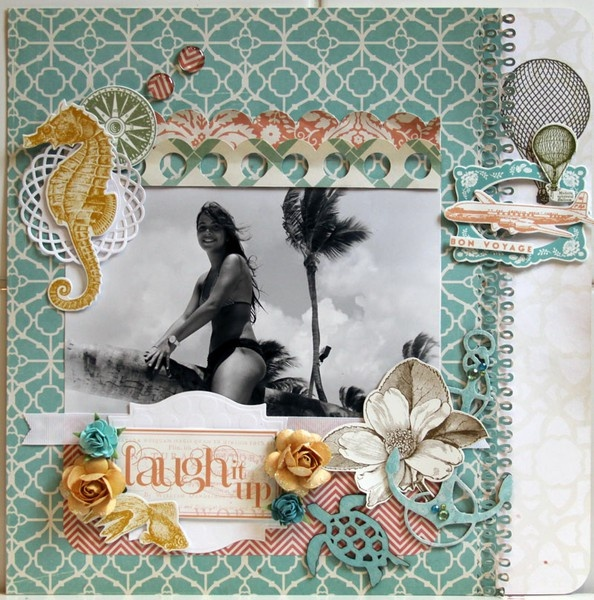 A Project by LUZMA from our Scrapbooking Gallery originally submitted 09/30/11 at 04:49 PM