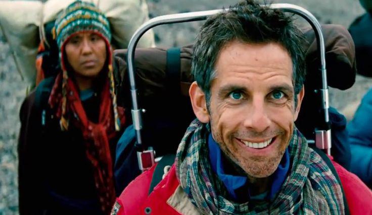 Ben Stiller- adventure!!