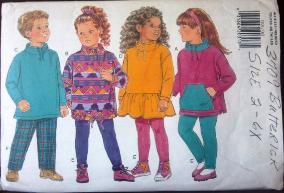 Butterick 3709 Pattern for Children's dress by VictorianWardrobe, $2.00