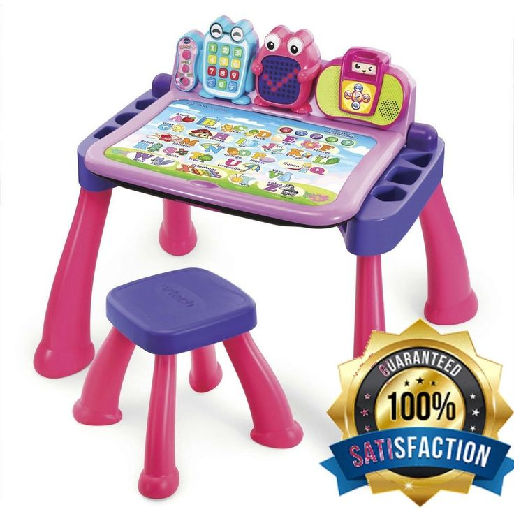 Educational Toys For 2 Year Olds Activity Learning Desk ...