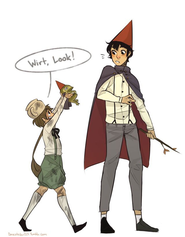 420 Best Images About Over The Garden Wall On Pinterest Cartoon Network Over The Garden Wall