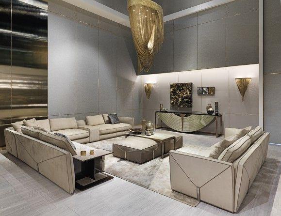 Nella Vetrina Visionnaire Ipe Cavalli Room 4 Luxury Italian Furniture Living Room Design Modern Luxury Italian Furniture Luxury Sofa