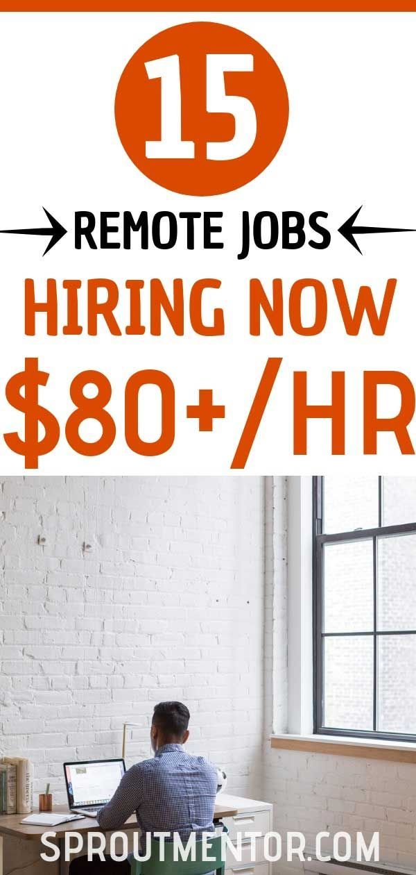 Work From Home Jobs, October 19, 2018 ($12-$15/HR