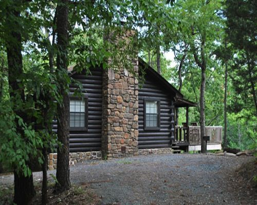 Cabins - Eagle Creek Cabins - Oklahoma Cabin Rentals Couples Only