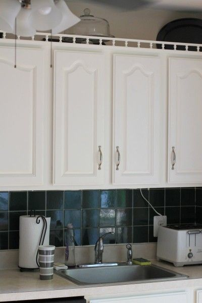117 best project davinci living images on pinterest for Repainting white kitchen cabinets