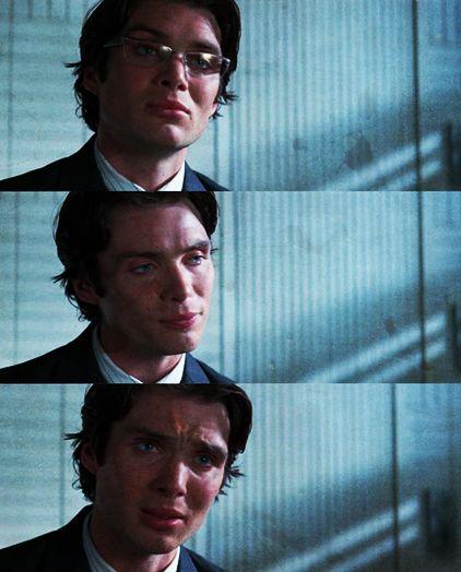 Cillian Murphy in Batman Begins
