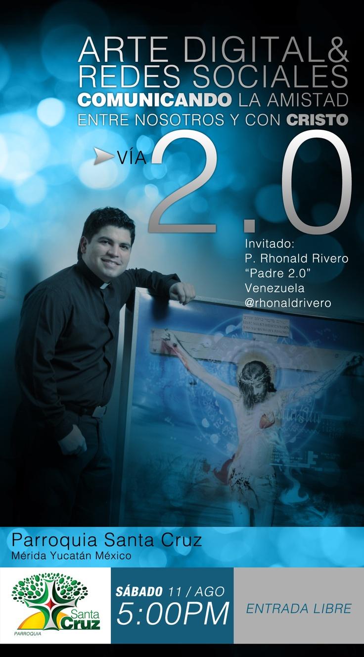Arte Digital & Redes Sociales al servicio de la Evangelización 2.0