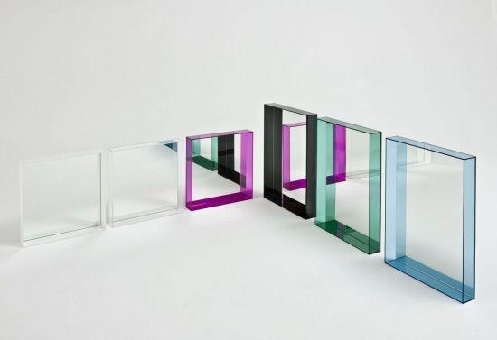 Only me specchio... Designer Philippe Starck Nuove misure: 50x50cm e 50x70cm...