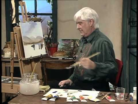 Frank Clarke Simply Painting Introduction to Watercolour - YouTube