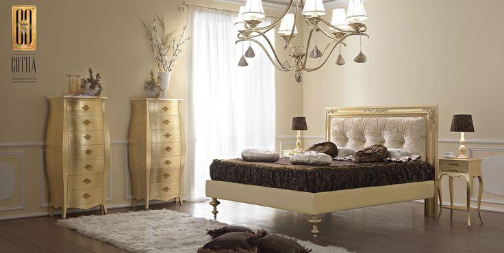 Gotha Luxury Bedroom Forniture #GothaLuxury #luxury #bedroom