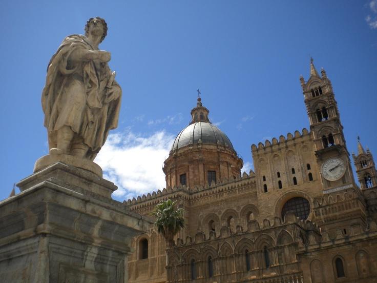 Cattedrale di Palermo (Sicilia, Italia) - Cathedral of Palermo (Sicily, Italy) 2