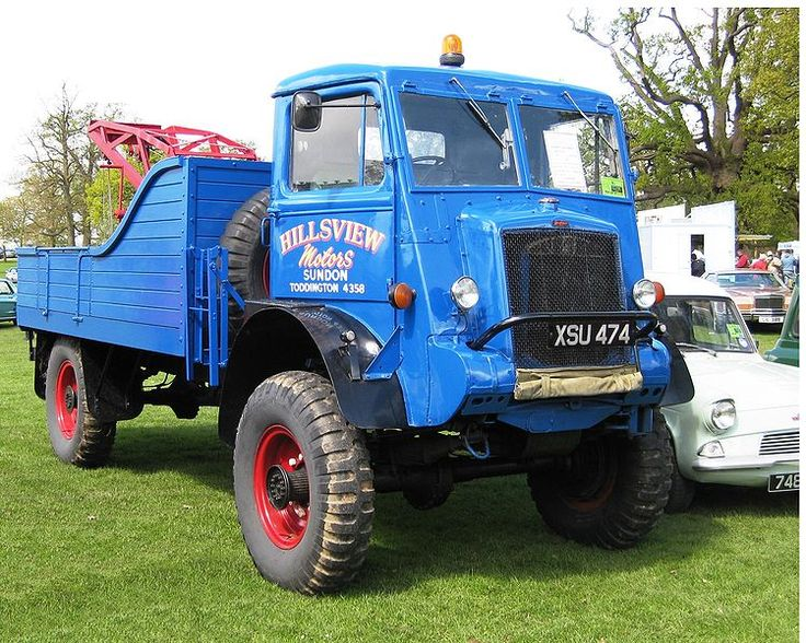 BEDFORD QL - Hillsview Motors in the UK