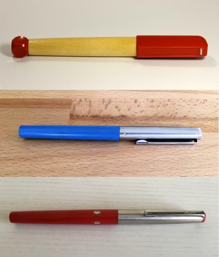 Erster Füller
