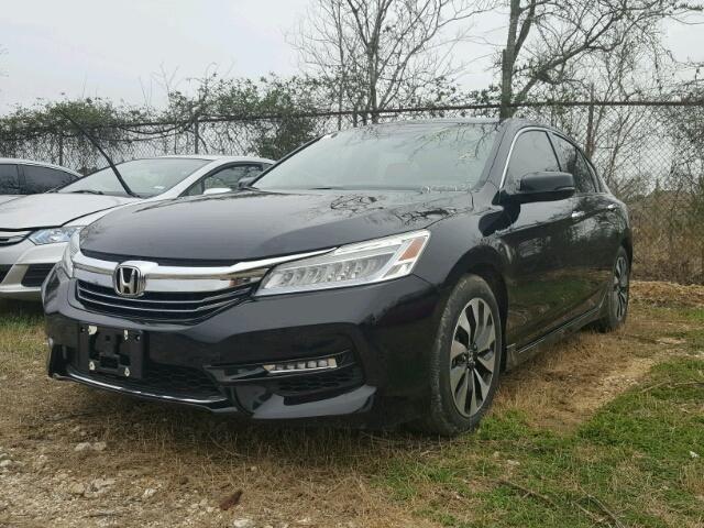 Salvage 2017 Honda Accord Hybrid Salvage Cars 2017 Honda Accord Salvage
