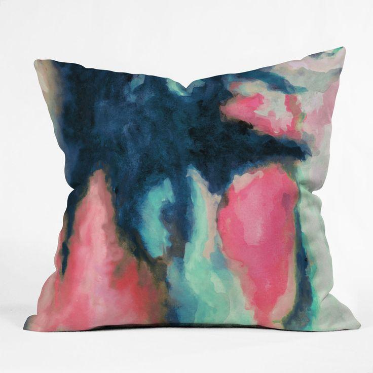 Jacqueline Maldonado Sun Shadow Throw Pillow | DENY Designs Home Accessories