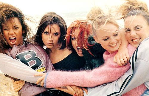 Iwish they would come back !!! Spice Girlss ♥themmm