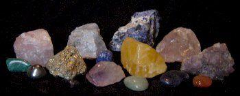 Crystals & Gems - Quartz, Amethyst, Chakra and Aura Crystals