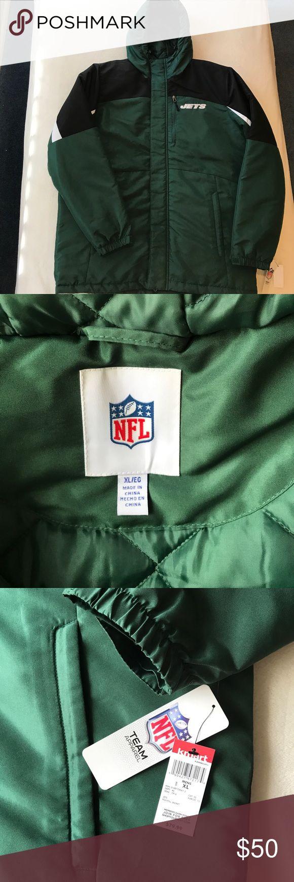 NFL JETS JACKET NWT NFL Jets Jacket. Make an offer! NFL Jackets & Coats Performance Jackets