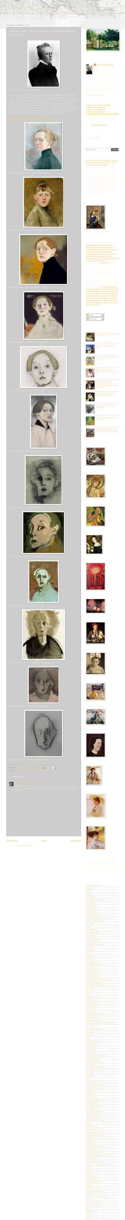 helene schjerfbeck artist - Google Search