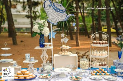 ARTοποιείν: blue porcelain & stars for my boy! photo by: POVstudio