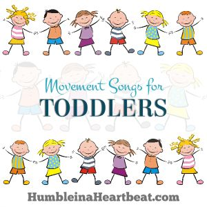 Movement Songs for Toddlers