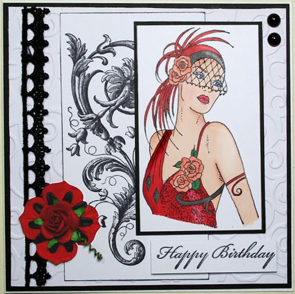 Art Deco Lady Photo:  This Photo was uploaded by Tosca_. Find other Art Deco Lady pictures and photos or upload your own with Photobucket free image and ...
