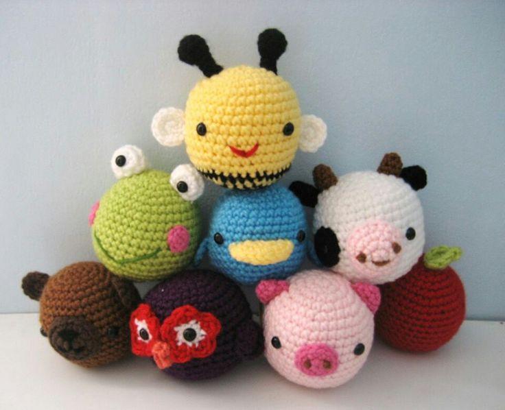 Snoopy Easy Amigurumi Pattern : 315 best amigurumi images on pinterest crochet toys crochet