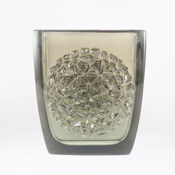 Located using retrostart.com > 13227/180 Vase by Rudolf Jurnikl for Rudolfova Huť