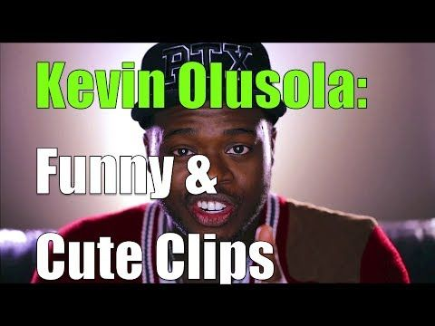 Kevin Olusola - Funny/Cute Clips