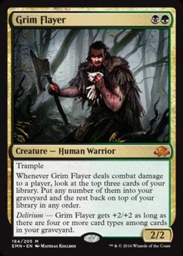 Magic the gathering deals x damage