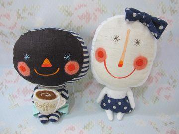 Bruno - Fantastic dolls and blog!