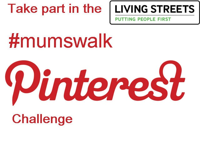 We're calling on Mums to get snapping this May and support the Great British Walking Challenge by curating a #mumswalk Pinterest board. The best photos will be chosen for a real life exhibition in June. Remember to use the hashtag #mumswalk.