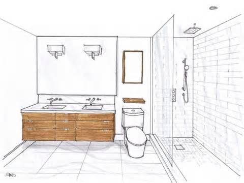 Beautiful Master Bathroom Design Plans Master Bathroom Layout