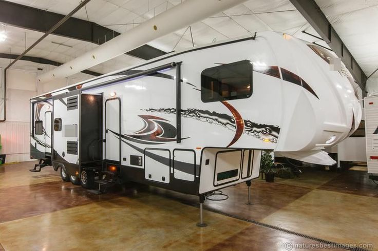 Garages For 5th Wheels : Best images about rv s tents trailers on pinterest