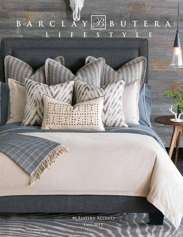 Barclay Butera Lifestyle Bedding