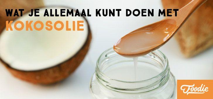 Ontdek in dit artikel 50 verrassende toepassingen van kokosolie. Voor een betere gezondheid en meer energie