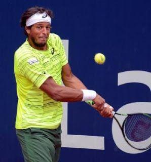 Blog Esportivo do Suíço:  Feijão é derrotado por parceiro de treinos brasileiro no ATP de Bastad