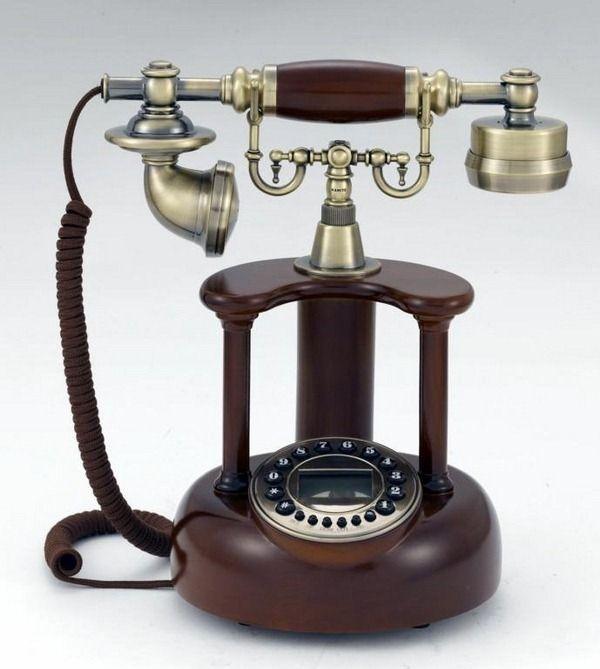 telephone retro logicom