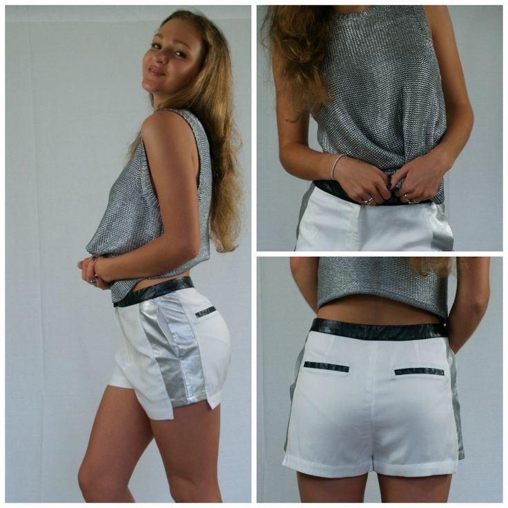 Silver Shorts for gshort