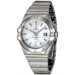 Replicas Relojes Omega Constellation Damas 31mm Acero 123.10.31.20.05.001