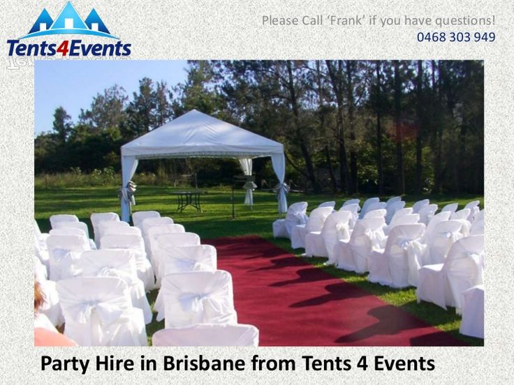 Tents 4 Events have over 20 years experience in the event hire industry. We strives to make all events big or small successful.