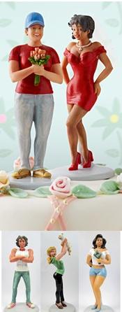 ♥♥♥ Custom lesbian wedding cake toppers ♥♥♥