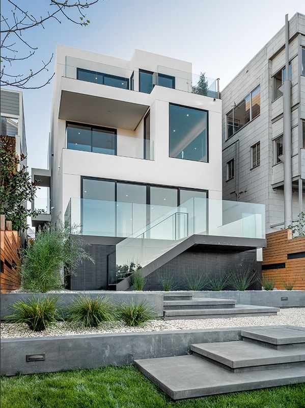 3-Story House by Edmonds + Lee Architects