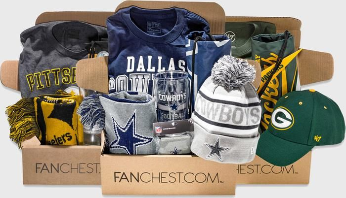 Fanchest - The ultimate gift box for sports fans. 15% Off Sale. Promo code   FANGIFT15 d5b8a90a5