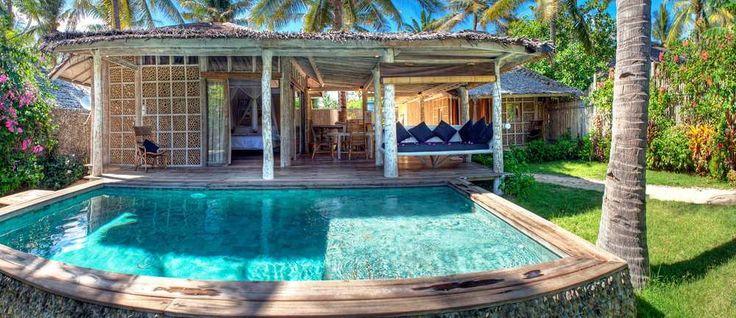 2 bedrooms villa in Gili trawangan - Les Villas Ottalia
